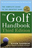 The Golf Handbook, Vivien Saunders, 0307337146