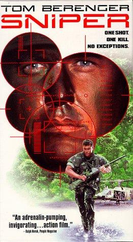Sniper [VHS]