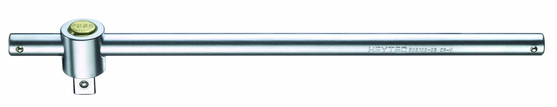 Heytec Heyco 50810003080 Extension Rail Sliding 3/4 Inch Length 450 Mm With Quick Closing System 508100-03
