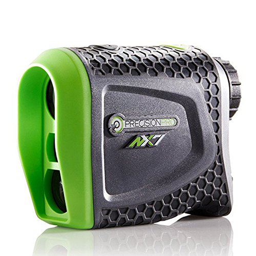 Precision Pro Golf NX7 Laser Rangefinder - Golfing Range Finder Accurate up to 400 Yards - Perfect Golf Accessory by Precision Pro Golf