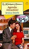Agenda, Jessica Steele, 0373035365