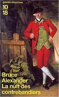 La nuit des contrebandiers, Alexander, Bruce