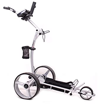 Ahowa Gmbh Elektro Trolleys.Caddyone Elektro Golf Trolley 700 Mit 2 X 200 W Motor Lithium Akku