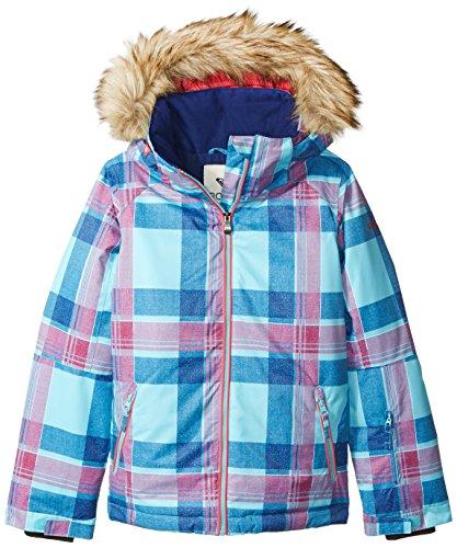 Roxy Plaid Jacket - 2