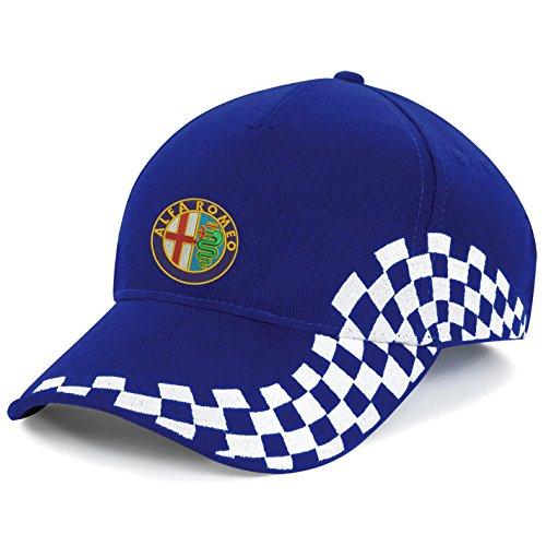 hombre única Stickerei Gorra para béisbol azul Plus de Talla Azul xXgSX4A