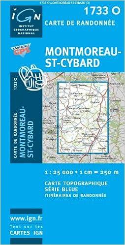 Epub ebooks téléchargement libre 1733o Montmoreau/St-Cybard PDB 2758513315