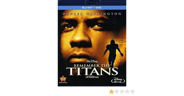 Remember The Titans 2 Blu Ray Edizione Stati Uniti Reino Unido Blu
