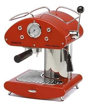 Kenwood Es 552 Cafe Retro Coffee Maker Amazoncouk Kitchen Home