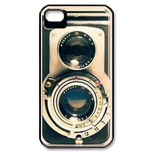 Pink Ladoo? Classic Black Camera Design Custom Hard CASE for iPhone 5 5s case -Black CASE