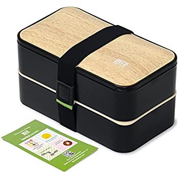 bentgo all in one stackable lunch bento box. Black Bedroom Furniture Sets. Home Design Ideas