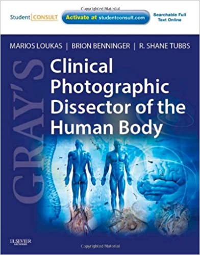 Grays Clinical Photographic Dissector Of The Human Body With