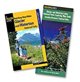 Best Easy Day Hiking Guide and Trail Map Bundle: Glacier and Waterton National Parks, Erik Molvar, 076278167X