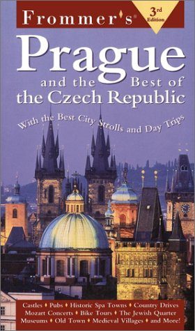 Frommer's Prague and the Best of the Czech Republic (Frommer's Complete Guides) PDF