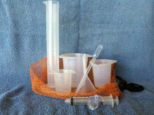 Bathtub Laboratory Kit (mfg)