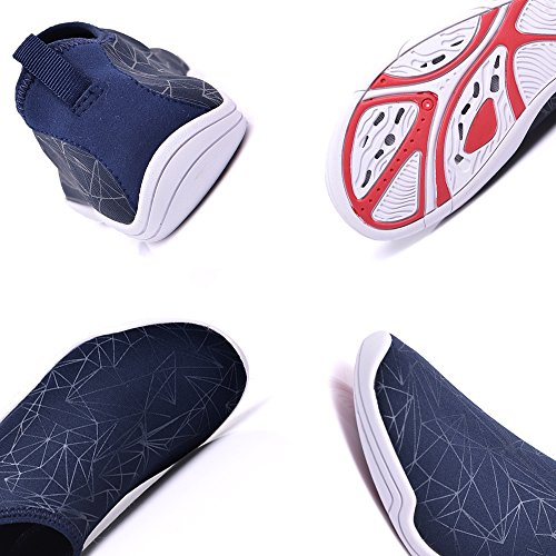 Lightweight Shoes Skin Women Blue3 Dry Water Swim Men Barefoot Shoes Coleath Quick nY4Zw1tx