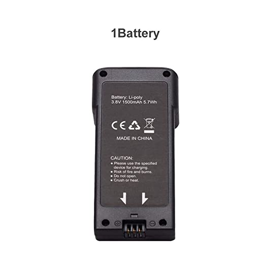 Seasaleshop Lipo Batería para MJX X104G Bugs 3.8V 1500mAh ...