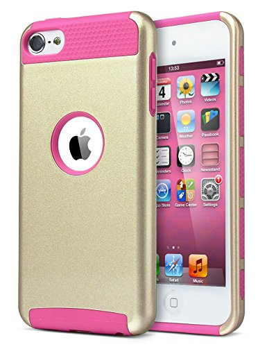 iPod Touch 6 Case,iPod Touch 5 Case,ULAK [Colorful Series ...