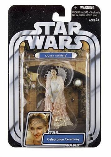 Queen Amidala Celebration Ceremony Original Trilogy Collection Star Wars Action Figure -