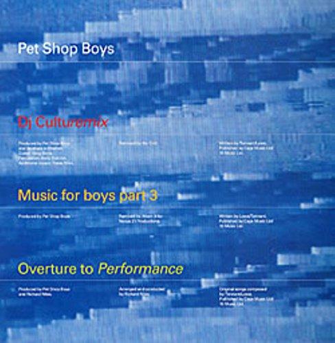Pet Shop Boys - Dj Culturemix , Music For Boys - Zortam Music