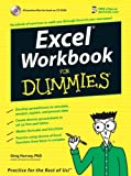 Excel Workbook for Dummies, Greg Harvey, 0471798452