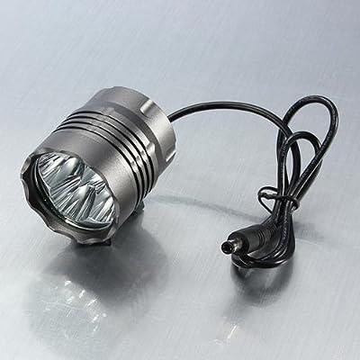 5200Lm 4 x Cree XM-L T6 LED Bicycle Bike Headlight Torch Headlamp