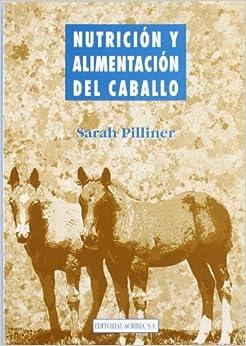 Book Nutricion y Alimentacion del Caballo (Spanish Edition)
