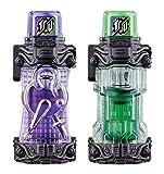 Bandai Kamen Rider Build DX Kamen Rider W Full Bottle Set