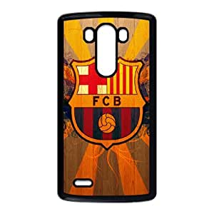 Futbol Club Barcelona S-N-Y3033931 LG G3 Phone Back Case Use Your Own Photo Art Print Design Hard Shell Protection