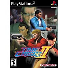 Time Crisis 2 with Guncon - PlayStation 2