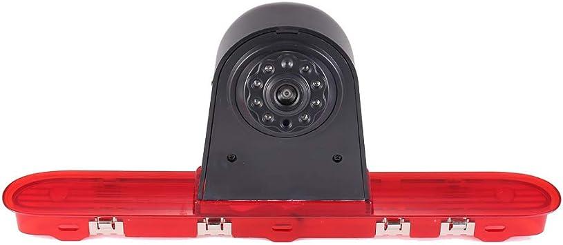 Rückfahrsystem Mit Rückfahrkamera Im 3 Bremslicht Elektronik