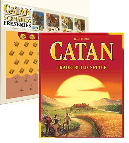 Catan 5th Edition with Frenemies Scenario 拡張バンドル B07L38SSXX
