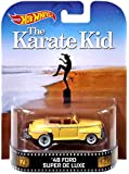 "'48 Ford Super De Luxe ""The Karate Kid"" Hot Wheels 2014 Retro Series Die Cast Vehicle"