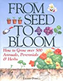 From Seed to Bloom, Eileen Powell, 0882662597