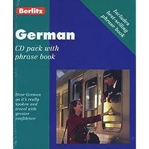 Berlitz Compact Disc Packs German