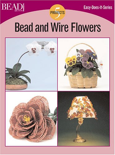 Download Bead And Wire Flowers (Easy-Does-It) pdf