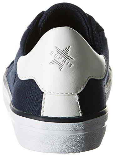 Esprit Mindy Lace Up, Zapatillas para Mujer Azul (400 Navy)