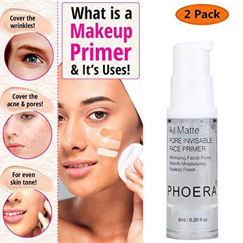 2019 Plus Isolated Moisturizing Makeup Base Face Makeup Primer