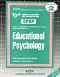 Educational Psychology, Rudman, Jack, 0837354099