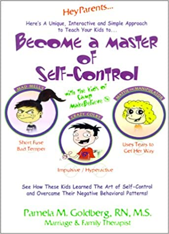Become a Master of Self-Control with the Kids of Camp Makebelieve ...