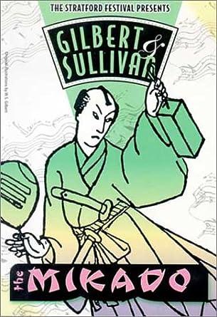 Amazon com: Gilbert & Sullivan - The Mikado / Donkin, Saks