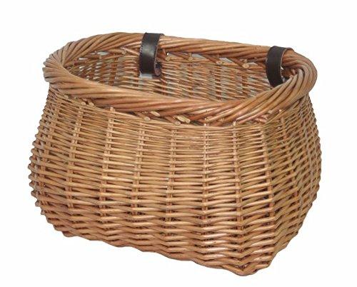 Heritage Pot Bellied Bicycle Bike Basket