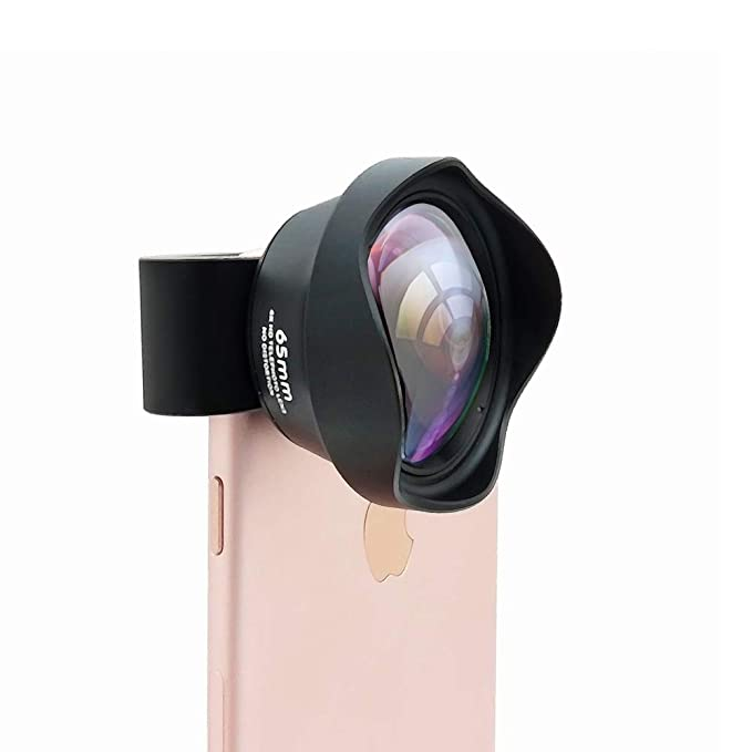promo code 67206 dc7c7 Camera Lens for iPhone Xr, 65mm 4K HD Professional 2X Telephoto Lens No  Distortion Camera Lenses Compatible iPhone XR X 6 6S 7 8 Plus, Samsung,  Google ...