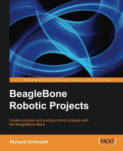 BeagleBone Robotic Projects (Robotic Book Scanner)