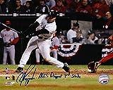 A.J. Pierzynski Signed White Sox 2005 ALCS Drop 3rd Strike 8x10 Photo w/ALCS Dropped 3rd Strike