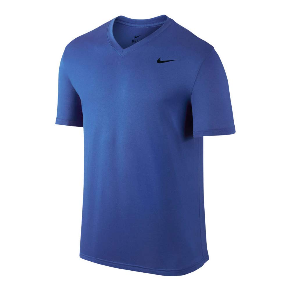 9da2a5f3183e Nike Men's Legend 2.0 Short Sleeve V-Neck Tee at Amazon Men's Clothing  store: