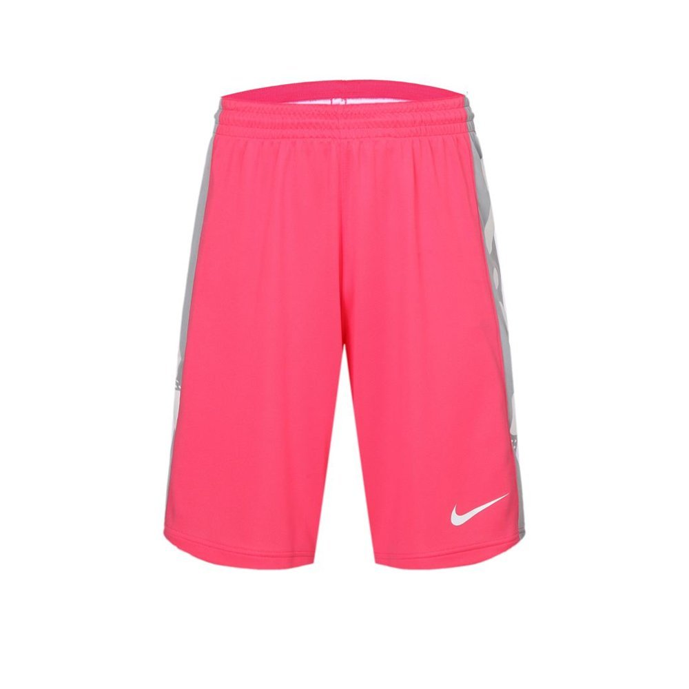 Nike Quick-Drying Basketball Shorts Mens Athletic Shorts 703216-640 Size XL Pink