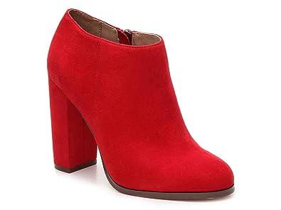 ab312aa0399 Amazon.com | Mix No 6 Feriniel Women US 8.0 Red Bootie | Boots