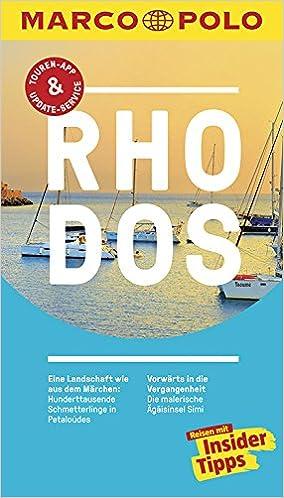 marco polo reisefuhrer rhodos reisen mit insider tipps inkl kostenloser touren app und eventnews