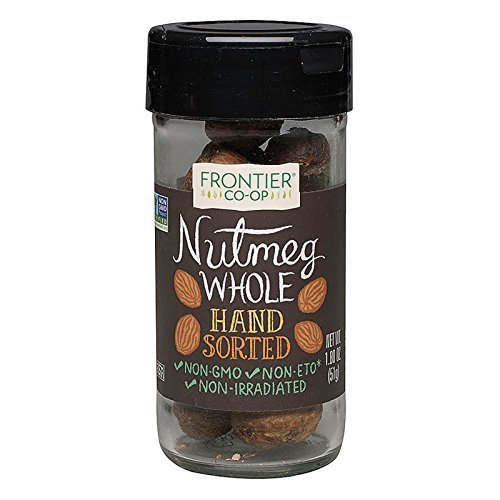Frontier Nutmeg Whole 1.80 oz. Bottle - 3PC