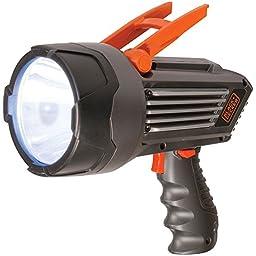 BLACK+DECKER LEDLIB Lithium Ion LED Spotlight
